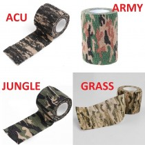 Fita de Camuflagem e Proteção 4,5MT de comprimento