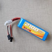 Bateria LiFe 2100mAh 6.6V 20C MK Power