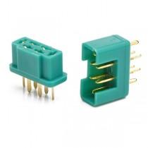Conector MPX 6 pinos